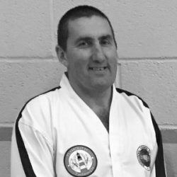 Chris Wood 6th degree taekwondo Blackbelt, kickboxing black belt