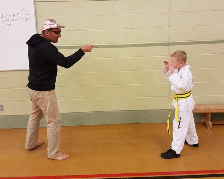 Children's Fast Defence/Anti Bullying Course   South Coast Martial Arts